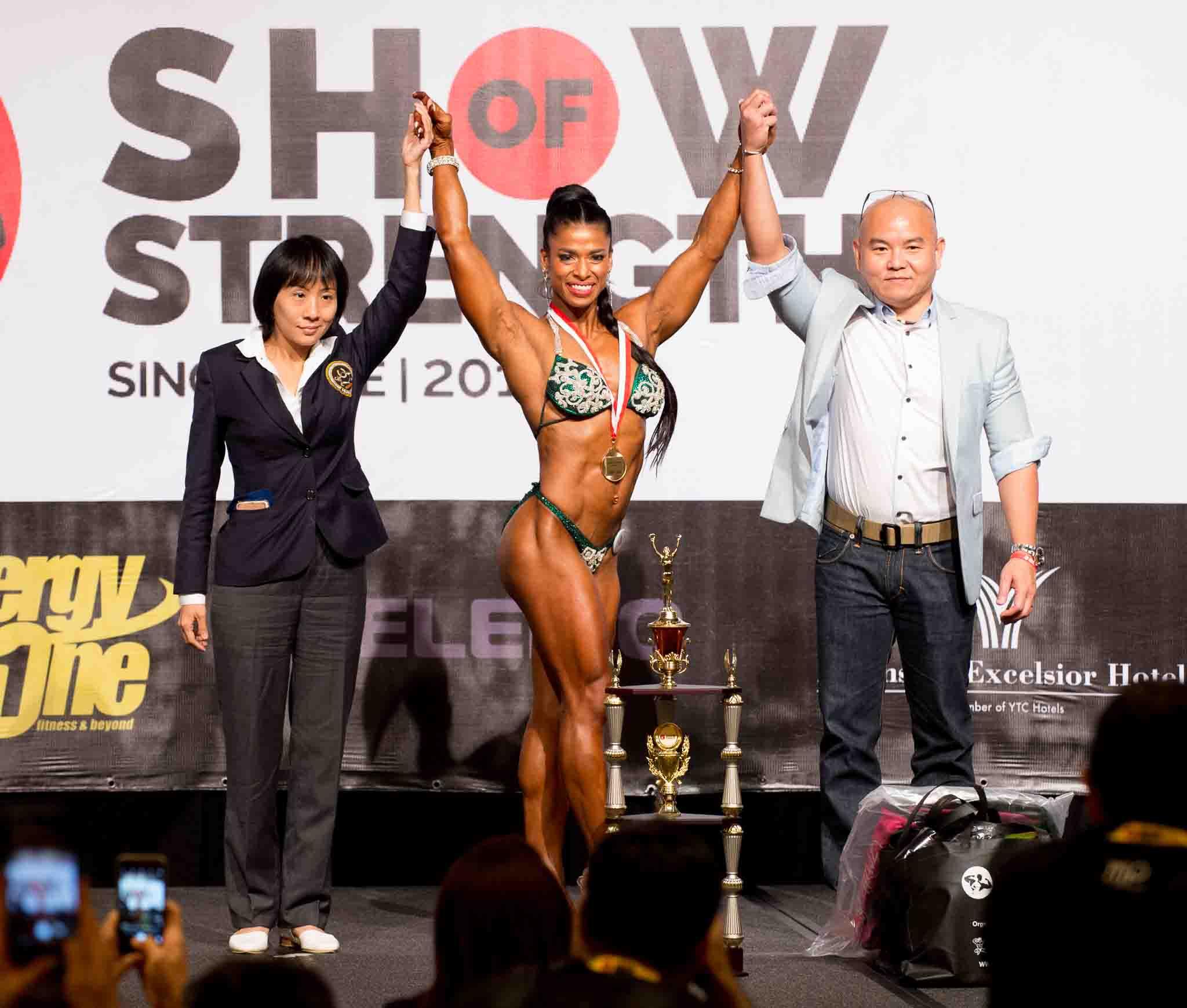 Body Fitness Overall Winner