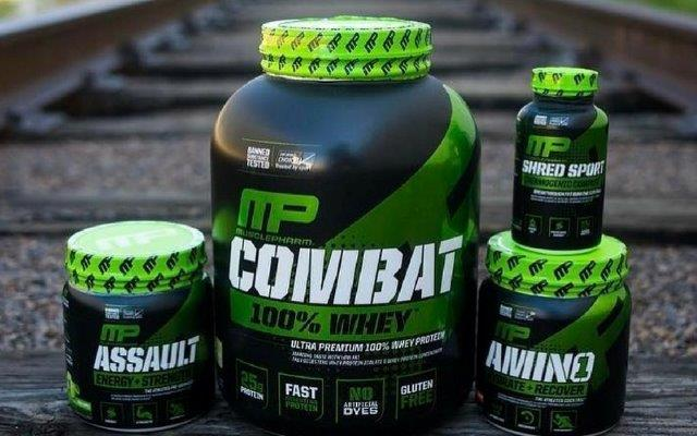 Musclepharm 2
