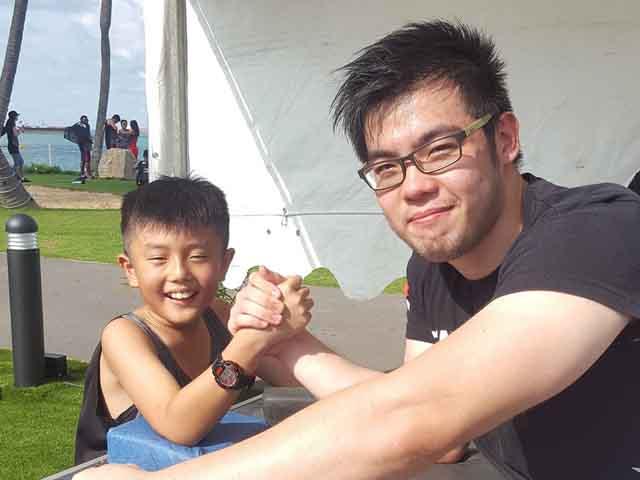 Singapore Armwrestling 9